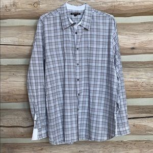 John Varvatos button down
